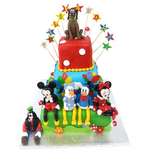 Tort-botez-clubul-lui-Mickey-11-500x500