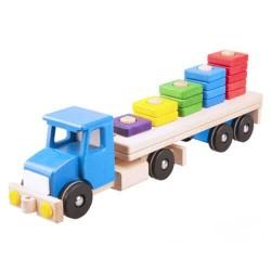 camion-cu-semiremorca-si-blocuri-din-lemn